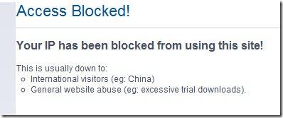 台灣IP封鎖申請